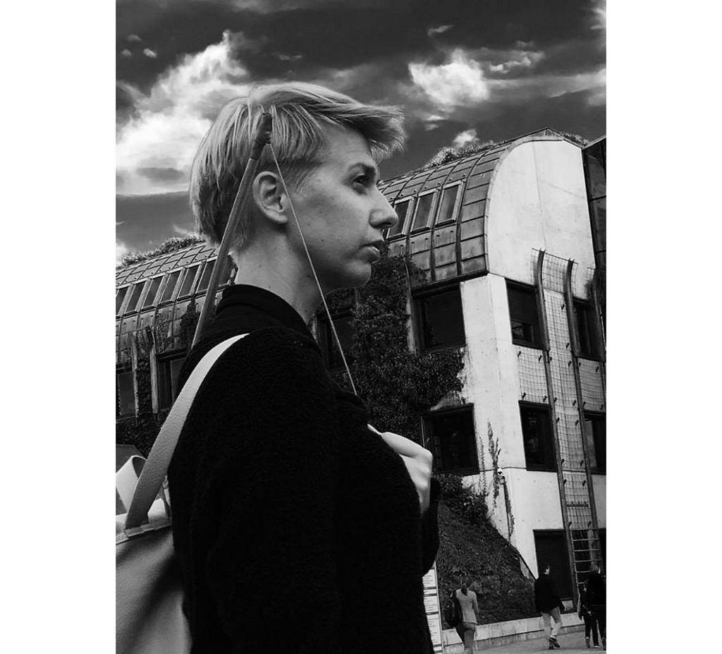 Justyna Sobczyk (fot. Magdalena Grudziedzka)