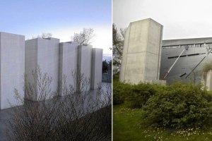 Cmentarz stał się sceną sporu o plagiat w architekturze [KOMENTARZ]