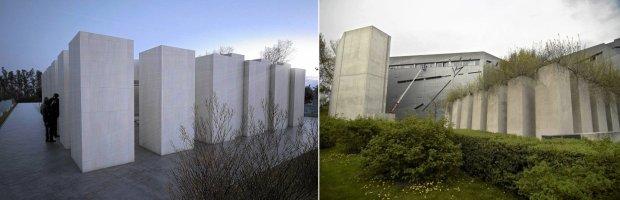 Cmentarz sta� si� scen� sporu o plagiat w architekturze [KOMENTARZ]