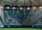 Stadion Arki częściowo otwarty. Mecz z Bruk-Bet Termalicą obejrzy 3,5 tys. widzów