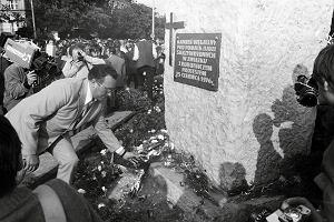 Radomski Czerwiec 1976. Historia kamienia, który stał się pomnikiem