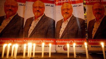 Zabity dziennikarz Jamal Khashoggi