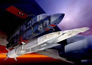 Hipersoniczny cud WaveRider oblał testowy lot