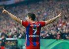 Robert Lewandowski gol. Bramka. Zobacz WIDEO. Bayern - Borussia
