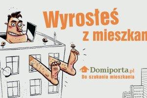 """""""Domiporta.pl. Do szukania mieszkania"""" - nowa kampania reklamowa serwisu"""