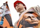 Putin: Naród, zwyciężywszy w wojnie, zbudował wielkie mocarstwo