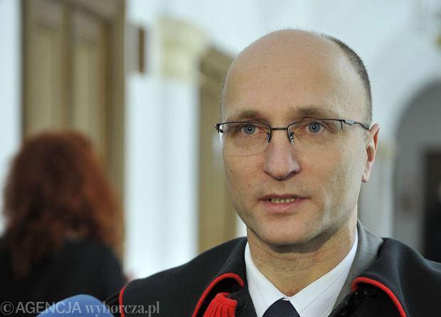 Ziobro zdegradowa� prokuratora od Kami�skiego