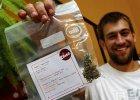 Urugwaj pali marihuanę legalnie