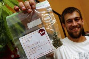 Urugwaj pali marihuan� legalnie