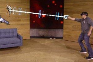 Projekt HoloLens to jeden z najlepszych projektów Microsoftu od lat. Ale równie magicznie zapowiadano Kinecta