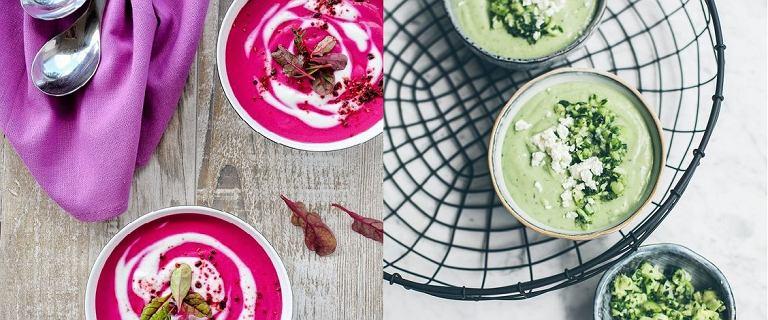 Chłodniki, czyli smaczne i zdrowe lato na talerzu