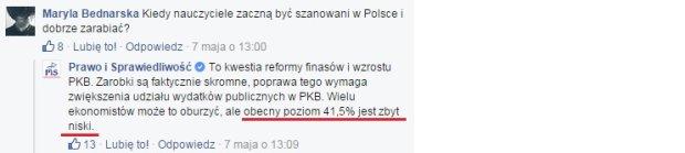 Jarosław Kaczyński o wydatkach publicznych
