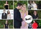 Keira Knightley, Alexa Chung, Naomi Campbell, Cara Delevingne oraz inne gwiazdy na eleganckim przyj�ciu w ogrodzie. Jak wygl�da�y?