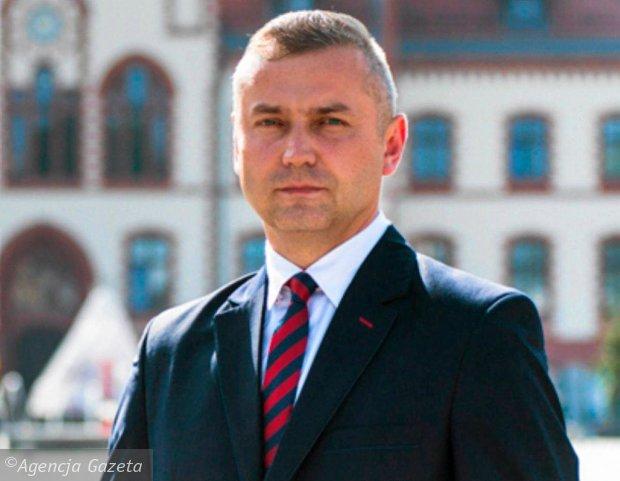 Jerzy Ma�ecki, PiS