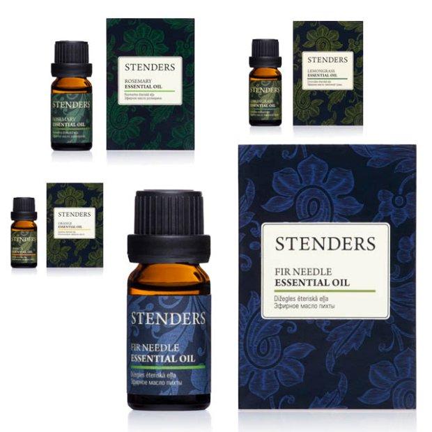 Olejki eteryczne Stenders