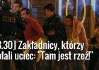 Francuska policja ewakuuje zakładników, którzy uciekli z sali koncertowej Bataclan