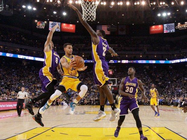 NBA. Wojownicy w nowej erze