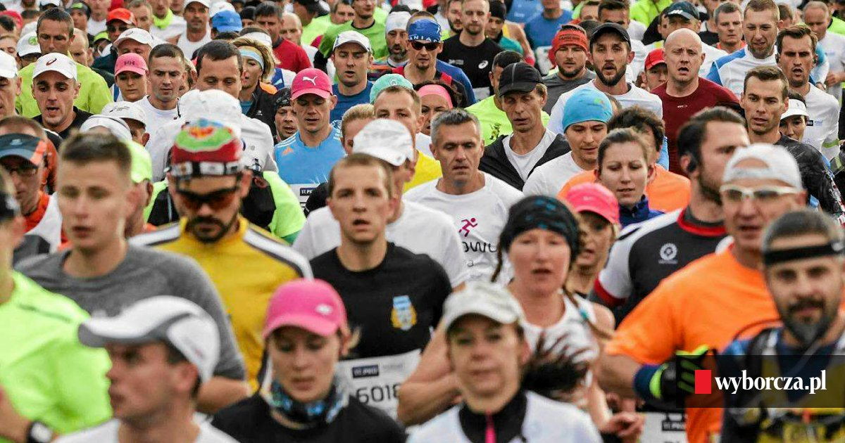 a7668bb0 PKO Poznań Maraton. Jak to się robi w stolicy Wielkopolski