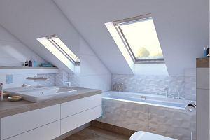 Łazienka na poddaszu - jak ją praktycznie urządzić?