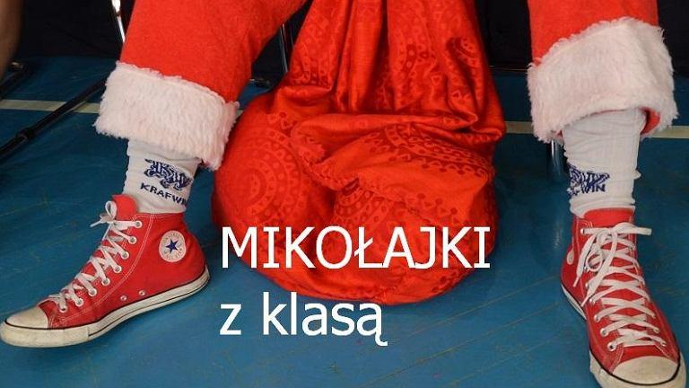 Mikołajki w Szkole Podstawowej nr 2 w Sokołowie Podlaskim