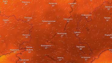 Pogoda w Wołgogradzie