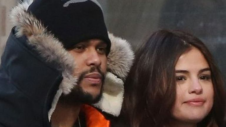 Selena Gomez i The Weeknd na zakupach