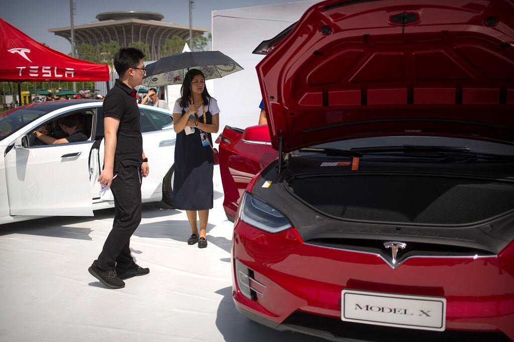 China Tesla