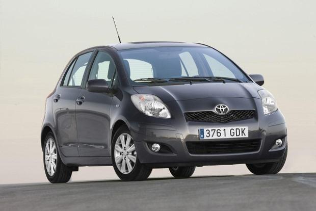 Toyota Yaris II (2006 - 2011) - opinie Moto.pl