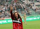 Liga Mistrzów. Legia Warszawa - Cork City. Iga Świątek obecna na trybunach stadionu Legii