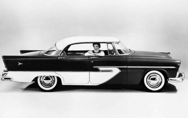 Plymouth Belvedere z 1956