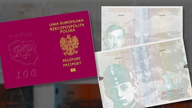 Projekt nowego paszportu