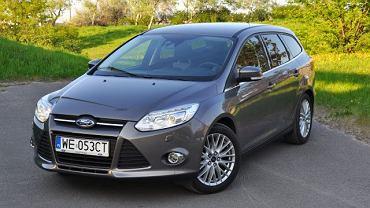 Ford Focus kombi 1.6 EcoBoost