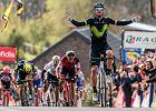 Liege-Bastogne-Liege. Kwiatkowski: Wygrać z Valverde za rok