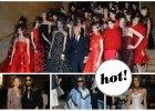 Giorgio Armani na sw�j pokaz Haute Couture zaprosi� Kate Hudson, Chloe Moretz, Mir� Dum�, Jareda Leto i Sofi� Loren. Jak by�o? [ZDJ�CIA]
