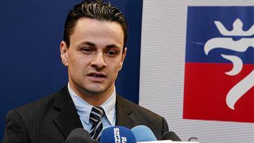 Marcin Pawlicki, zastępca prezydenta Szczecina