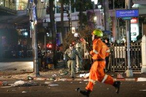 Policja aresztowała domniemanego zamachowca z Bangkoku. W jego mieszkaniu znaleziono ładunki wybuchowe