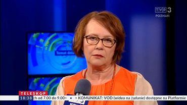 Agata Ławniczak, dyrektorka TVP Poznań