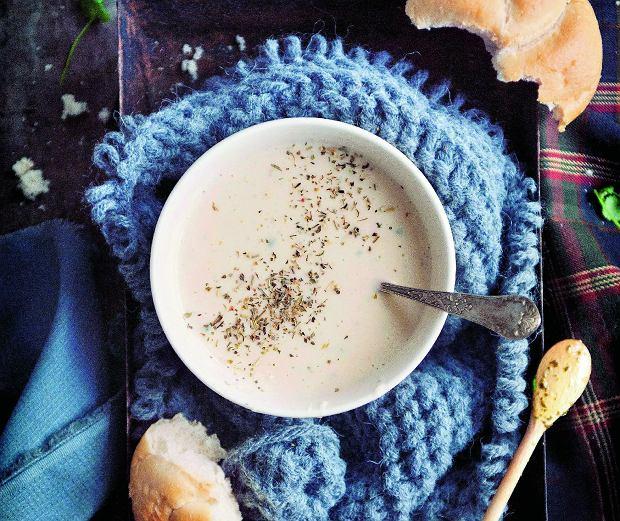 Zupa pietruszkowa z gruszką gotowa w pół godziny