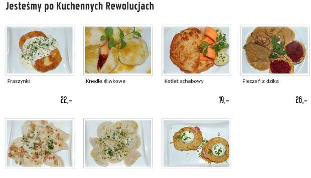 Screen z Klobuk.pl