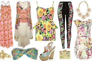 Flower power w River Island