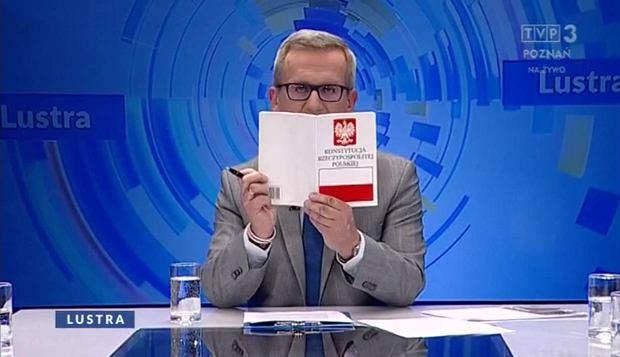 """TVP Poznań na tropie gender w urzędzie miasta. """"Jacek Jaśkowiak promuje rewolucję kontrkulturową"""""""