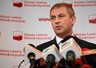 Napieralski uniewinniony przez sąd SLD