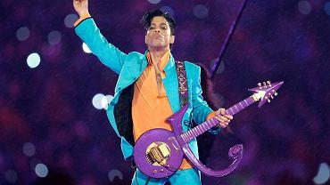 Prince w 2007 r.
