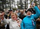 Prorosyjska samoobrona Symferopola: Dojdziemy aż do Lwowa