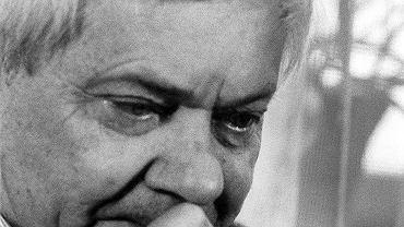 Zbigniew Herbert, 1993 r.