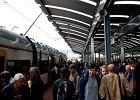 Mniej pociągów na torach, a za tydzień znów zmiany
