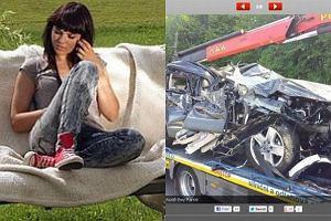 Ewa Farna o wypadku: Czu�am si� trze�wa
