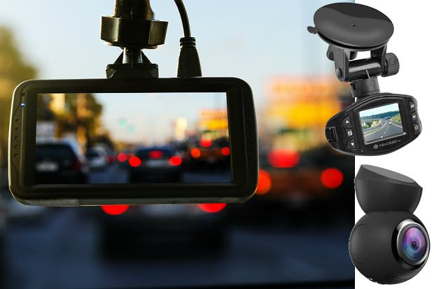 Tanie kamery samochodowe