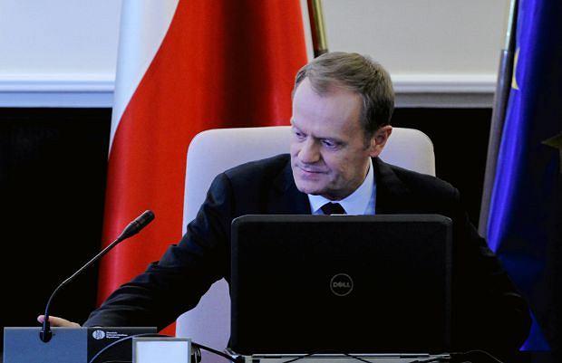 Szef rządu w KPRM