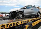 Po �miertelnym wypadku na A4 autostrada ju� przejezdna